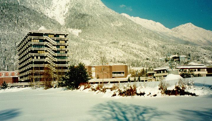 University of Innsbruck - Institute of Astro- and Particle Physics