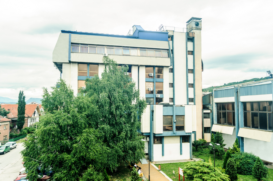Faculty of Sciences and Mathematics in Nis – Department of Physics