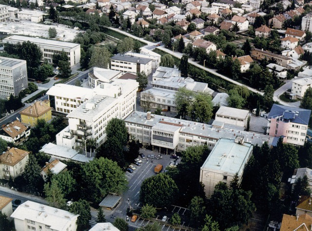 University of Ljubljana/J. Stefan Institute