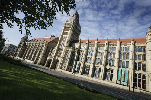Manchester University Department of Physics